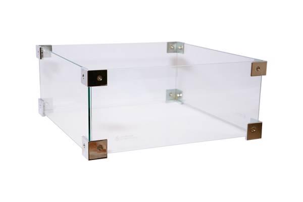 Beskyttelseglass, liten firkant