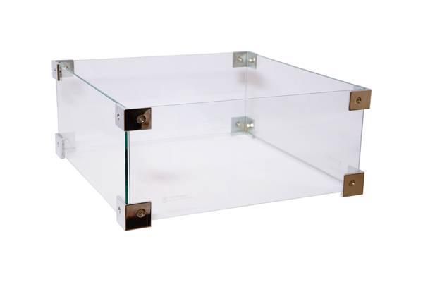 Beskyttelsesglass, rektangulær og firkant