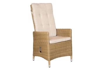 Ornata stol, høy rygg