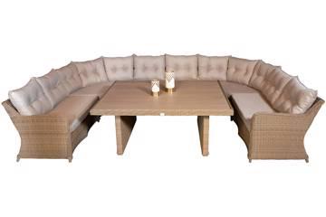 Ornata Cosmos med polywood bord