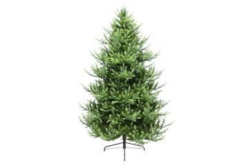 BORGEN juletre 210cm PE/PVC 3296 tips. Uten lys