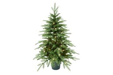 Femund juletre, 90cm med lys
