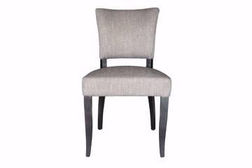 Bilde av Selene stol, mørk grå