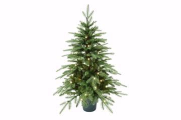 Bilde av Femund juletre, 75cm med lys
