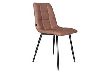 Uva stol, brun PU