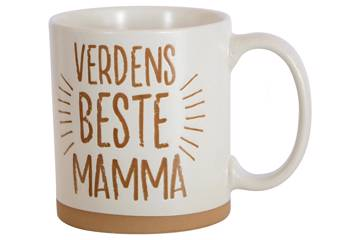 "Krus ""Verdens beste mamma"""