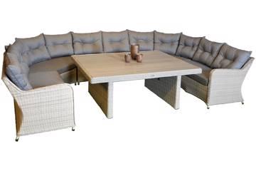 Calla Cosmos med polywood bord
