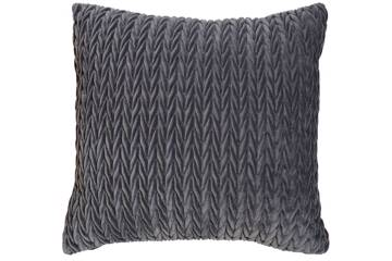 Pute, grå, 45x45cm