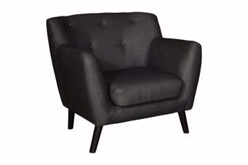 Bilde av Auris stol, grå