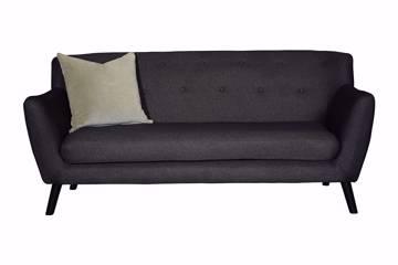Bilde av Auris 3 seter sofa, grå