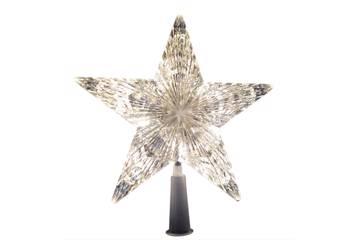 Juletrestjerne m/LED