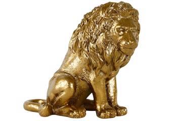 Løve, gull