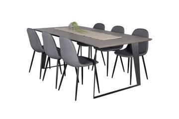Ergon spisegruppe, Konos lys grå
