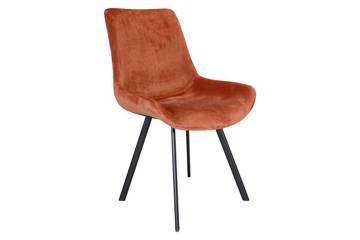 Bilde av Meros stol, rusty velur