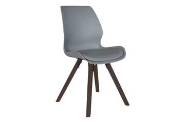 Bilde av Aden stol, grå med sorte ben