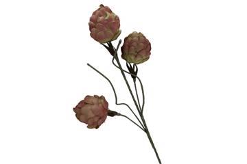 Kunstige blomster, brun