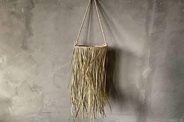 Bambuslykt, gress, liten