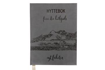 Hyttebok, grå