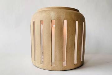 Keramikklykt, creme